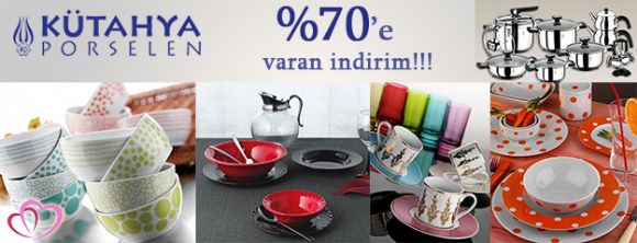 Kütahya Porselen Ürünleri, Yemek Takımı, Kahvaltı Takımı, Kahve Fincanı İndirimli Fiyatlarla Sizlerle
