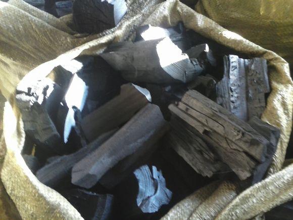 Ukraynadan İthal Paketlik İçin İdeal Mangal Kömürü