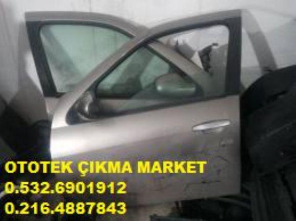 Clio Çıkma Sol Kapı Arıyorsanız Adresiniz Ototek 0532.6901912