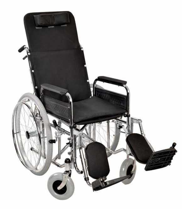 Süper Lüx Ful Özellikli Tekerlekli Sandalyeler