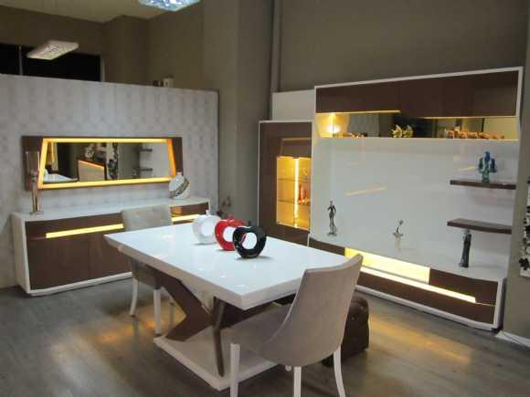 Ceyhun Grup Tv Ünitesi Masa Konsol Yatak Odası