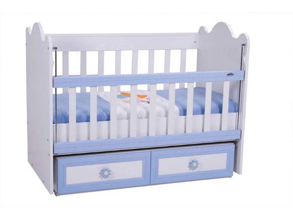 Babyhope Bebek Odası Beşik Dolap Şifonyer