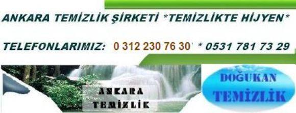 Ankara Temizlik Şirketi
