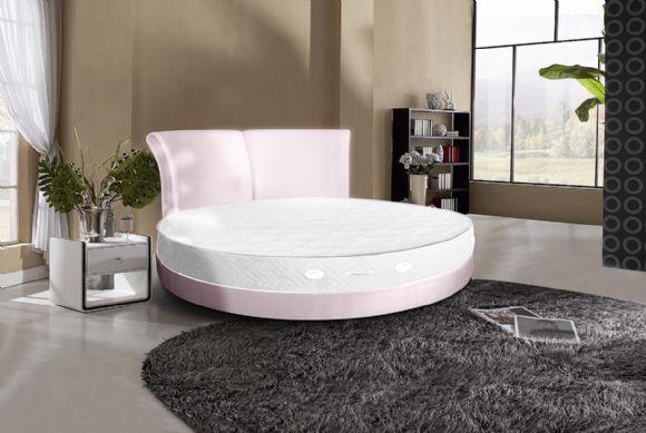 Yatak Odası Mobilya Yuvarlak Yatak