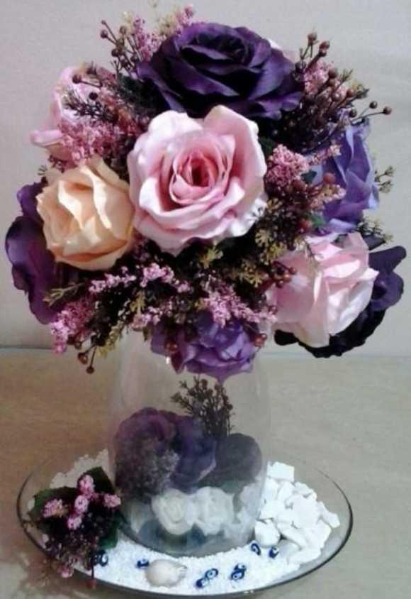 Yüzlerce Yapay çiçek Aranjman çeşitlerimiz Demet Ve Dal
