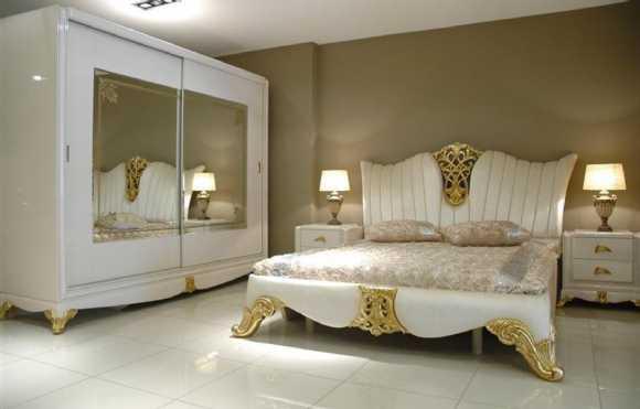 avangarde mobilya,altın varak,gümüş varak,el oyması,desenli,bazalı yatak,led ışıklı takım,