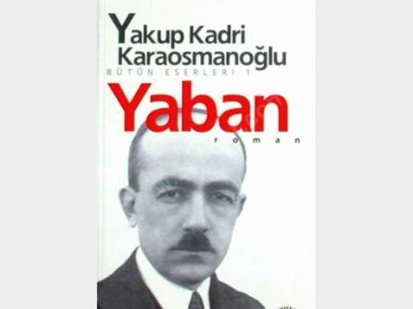 Yaban Yakup Kadri Karaosmanoğlu