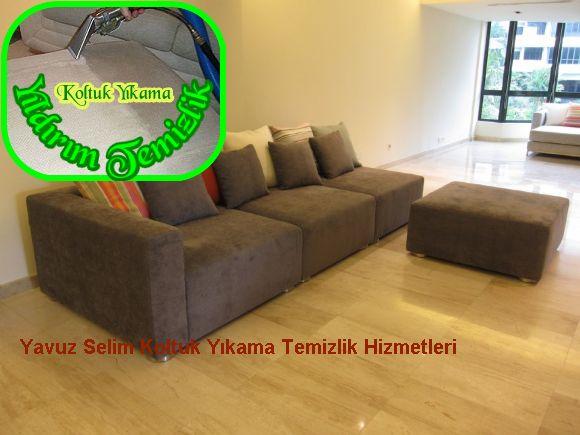 Yavuz Selim Koltuk Yıkama Temizlik Hizmetleri