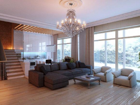 En Modern Salon Köşe Takımları Asido Koltuk