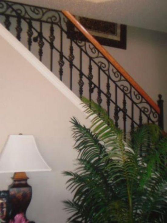 Ferforje Merdiven Korkulukları Ferforje Merdiven Korkuluk Fiyatları