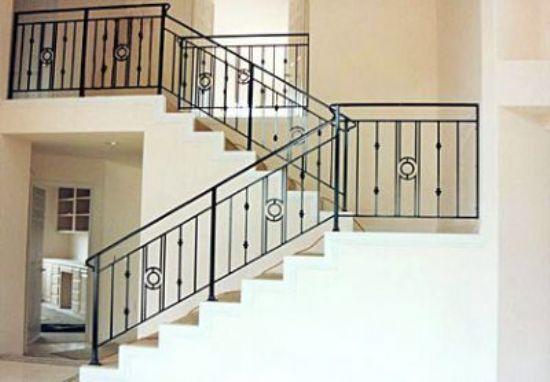 Ferforje Merdiven Korkulukları Ferforje Modelleri