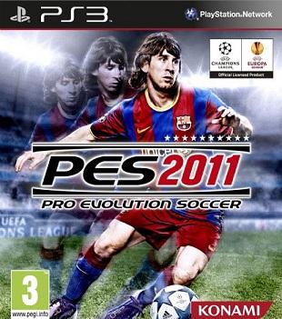 Pes 2011 Playstation 3 Futbol Oyunu