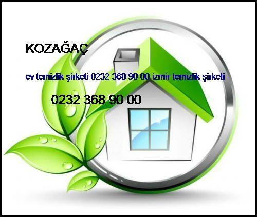 Kozağaç Ev Temizlik Şirketi 0232 368 90 00 İzmir Temizlik Şirketi Kozağaç