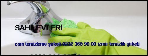 Sahilevleri Cam Temizleme Şirketi 0232 368 90 00 İzmir Temizlik Şirketi Sahilevleri