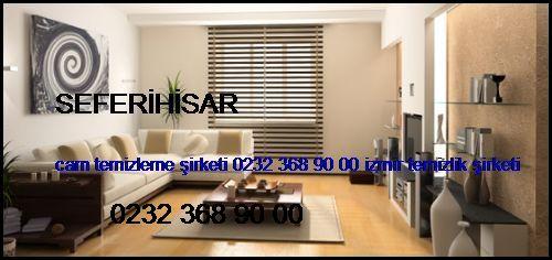 Seferihisar Cam Temizleme Şirketi 0232 368 90 00 İzmir Temizlik Şirketi Seferihisar