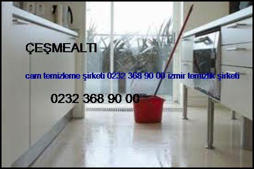 Çeşmealtı Cam Temizleme Şirketi 0232 368 90 00 İzmir Temizlik Şirketi Çeşmealtı