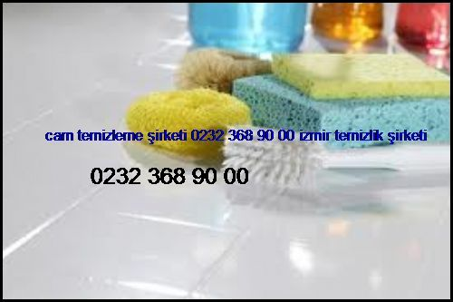 Cam Temizleme Şirketi 0232 368 90 00 İzmir Temizlik Şirketi