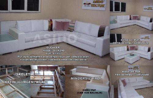 Modoko Modern Köşe Koltuk Takımları Asido Koltuk Özel Kampanya 1.500 Tl Modoko Modern Köşe Koltuk Takımları