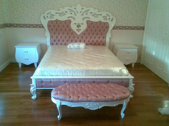 Ayso Zümrüt  Klasik Yatak Başlıkları
