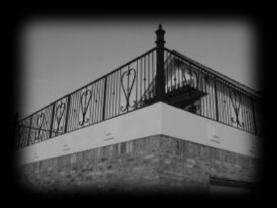 Ferforje Balkon Korkulukları Ferforje Balkon Korkuluk Modelleri