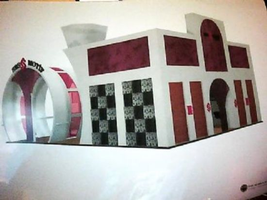 Çelik Fuar Stand İmalatı Ferforje Fuar Stand Modelleri Ferfurje Fuar Stand Fiyatları