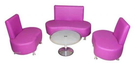 Bekleme Salonu Koltukları-böbrek Modeli Farklı Renk Ve Seçenekler