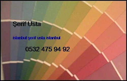Boya Badana Fiyatları İstanbul Şerif Usta İstanbul Boya Badana Fiyatları