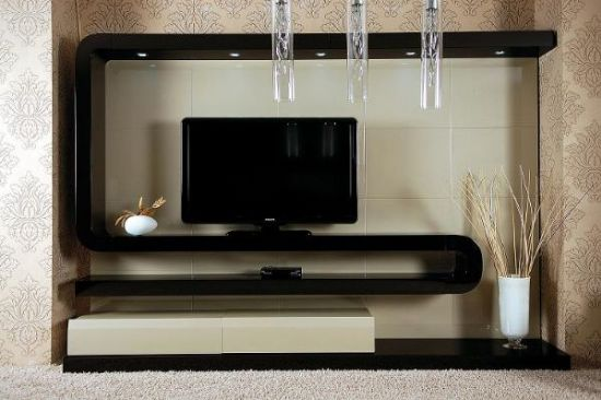Modern s tv nitesi yald z mobilya for Meuble kelibia