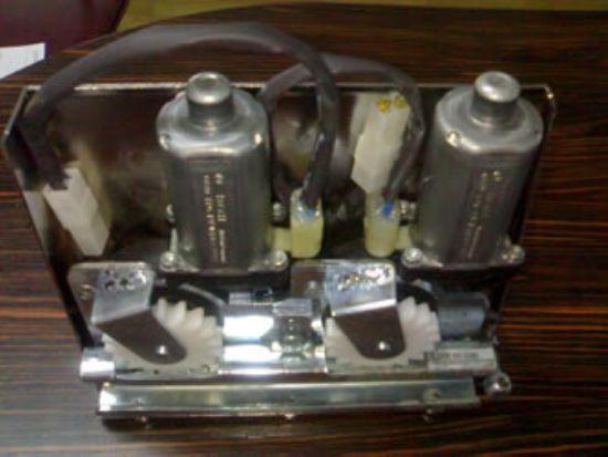 Büyük Kapılı   Crafter Sprinter İçin Çiftli Motor Sistemleri