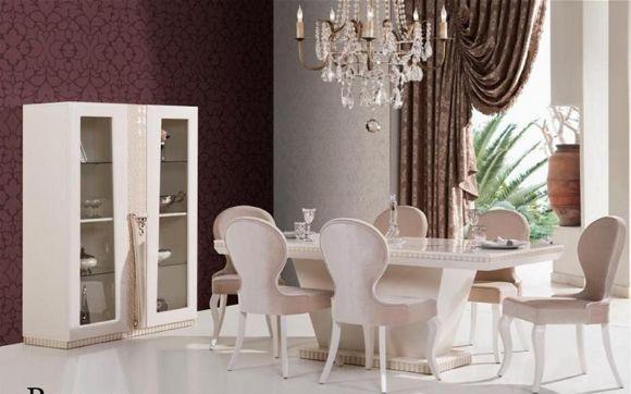 En Güzel Avangarde Yemek Odaları