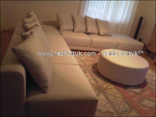 Renkli Modern Köşe Oturma Grupları Asido Koltuk Koltuk, Köşe Ve Oturma Grupları Konusunda Uzman Renkli Modern Köşe Oturma Grupları