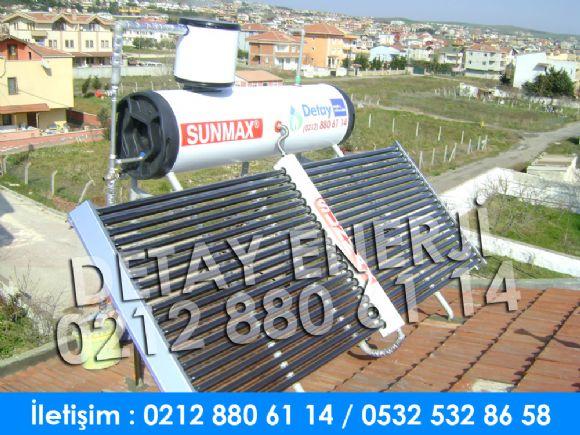 Sunmax Sarıyer Güneş Enerji Sistemleri Servis Montaj Tel :0532 522 86 58