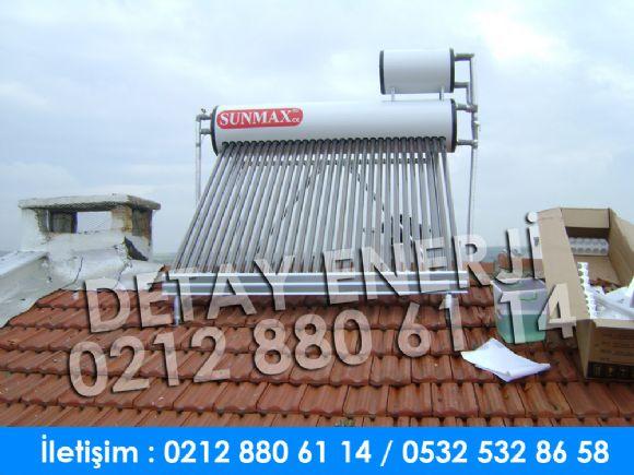 Sunmax Ümraniye Güneş Enerji Sistemleri Servis Montaj Tel :0532 522 86 58