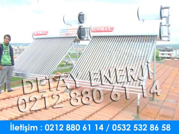 Sunmax Zeytinburnu Güneş Enerji Sistemleri Servis Montaj Tel :0532 522 86 58