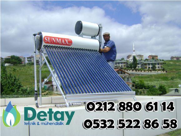 Basınçlı Sunmax Kuzeymak Güneş Enerjisi Sistemleri 0532 522 86 58