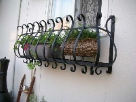 Demir Doğrama Balkon Korkulukları İşleri Demir Doğrama Balkon