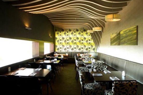 Restoran Dekorasyonu Restoran İç Tasarım