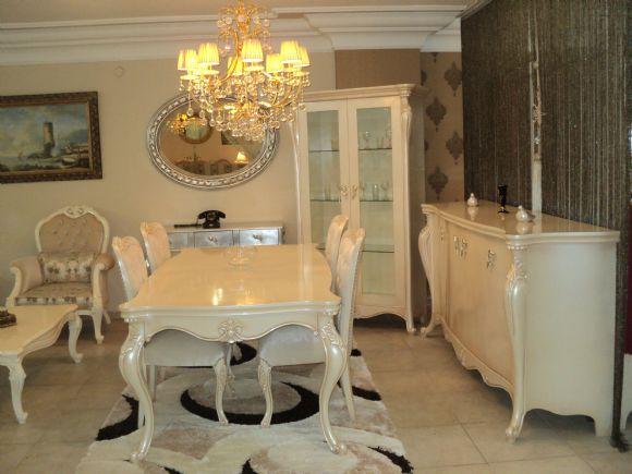 Klasik Koltuk Klasik Yemek Odası Antika Berjel