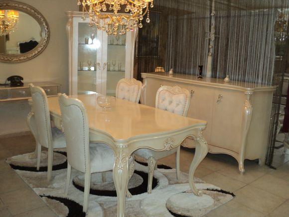 Klasik Yemek Odaları Klasik Koltuk Takımları