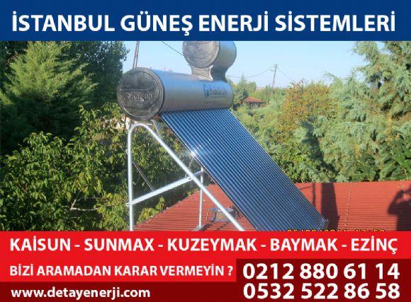 İstanbul Güneş Enerji Sistemleri 0532 522 86 58