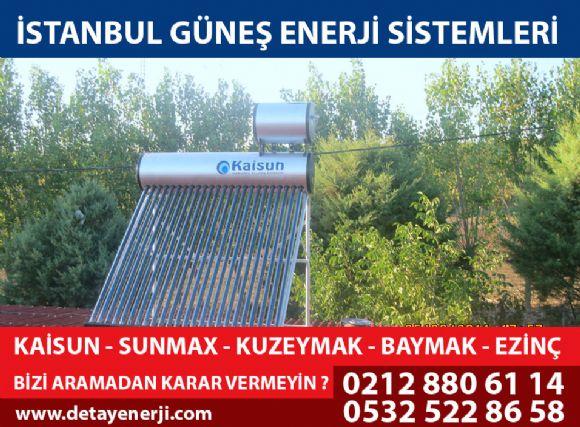 Kuzeymak Güneş Enerji Sistemleri 0532 522 86 58