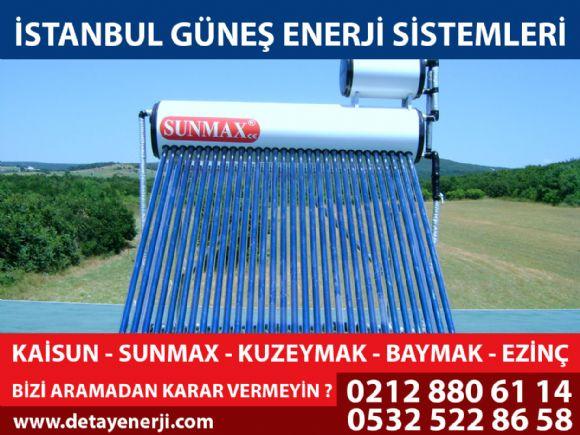 Sunmax Güneş Enerji Sistemleri İstanbul 0532 522 86 58