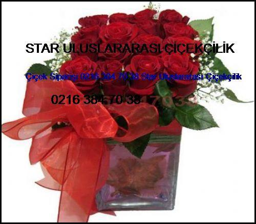 Taksim Çiçek Siparişi 0216 384 70 38 Star Uluslararası Çiçekçilik Taksim