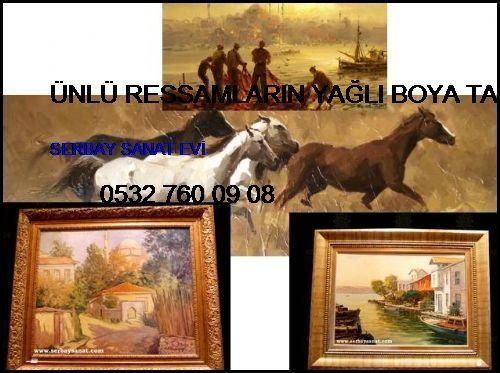 Ünlü Ressamların Yağlı Boya Tabloları Serbay Sanat Evi Ünlü Ressamların Yağlı Boya Tabloları