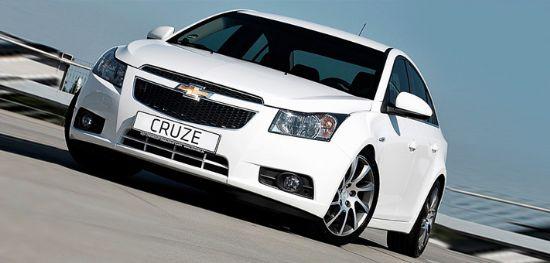 2012 Model Chevrolet Cruze Oto Kiralama