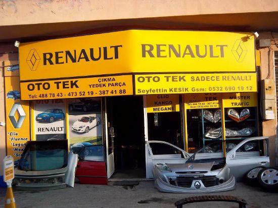Renault Fluence Arabanız İçin Aradığınız Çıkma Parçaları Ototek Çıkma Marketten Temin Edebilirsiniz