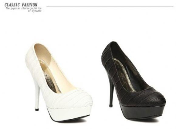 Kapalı Topuklu Ayakkabı  En Güzel Yeni Topuklu Ucuz Bayan Ayakkabı Kadın Modası  Kapalı Topuklu Ayakkabı