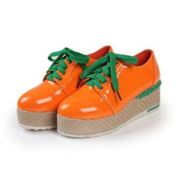 Renkli Platform Topuklu Ayakkabı  En Güzel Yeni Topuklu Ucuz Bayan Ayakkabı Kadın Modası  Renkli Platform Topuklu Ayakkabı