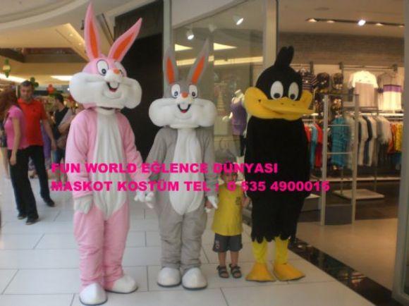 Konya Kiralık Maskot Kostüm 0535 490 00 15 Kiralık Çizgi Film Kostümleri Konya