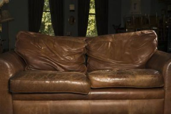 How to fix cat scratch on leather couch